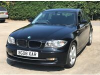 2008 BMW 1 Series 1,6 litre 5dr
