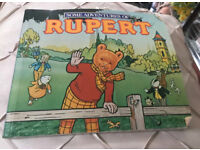 1984 - Rupert Bear - Some Adventures of Rupert