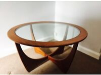 Retro Vintage G Plan Astro Coffee Table