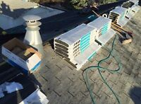 Re Roof/ New Roof/ Roof Repair/ Roof Patch, 306 881 5555