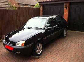 2002 Ford Fiesta hatchback. 3 door, petrol