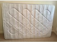 Double Bed Mattress (hardly used)