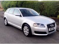 Audi a3 1.6tdi 2010 #not black edition # not s line