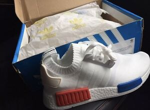 White Adidas NMD 8.5 Women's Richmond Yarra Area Preview