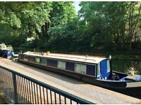 Beautiful 50ft Narrowboat for Liveaboard or Pleasure Cruising