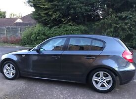 BMW 1 SERIES SPORT 2.0 + FULL LEATHER + 2 KEYS + FULL SERVICE HISTORY