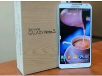Samsung Galaxy Note 3 32GB White On 3 Network