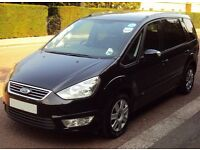 FORD GALAXY AUTOMATIC *** PCO HIRE *** TAXI *** 7 SEATER ***