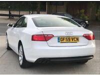 2009 Audi A5 2,0 litre diesel 3dr