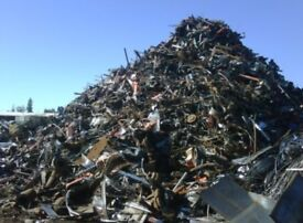 WANTED - ALL SCRAP METAL WANTED