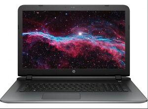 Gamer Notebook HP Pavilion 17 mattes 17 Zoll FullHD Intel Core i7 nVidia GeForce