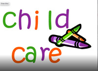 Child Care - Spaces Available September 4, 2018