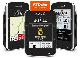 NEW Garmin Edge 520 GPS Performance Bike Computer *FULL GARMIN UK WARRANTY*