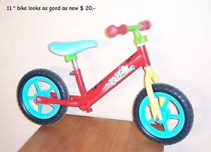 Variety of Bargain Kid's Bicycles..Plus Inala Brisbane South West Preview