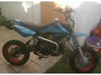 Pit bike 110cc