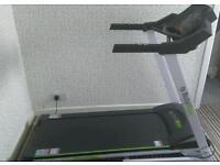 As new motorised BodyMax treadmill