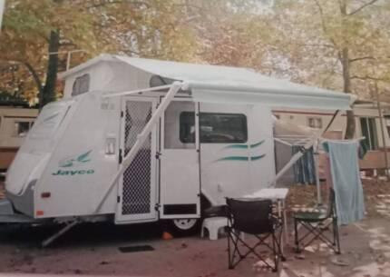 JAYCO Caravan 12ft Expanda Empire Bay Gosford Area Preview