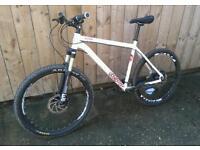 """Voodoo bokor 20"""" mountain bike"""
