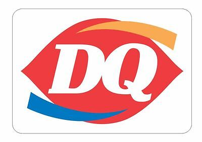 Dairy Queen Sticker R622