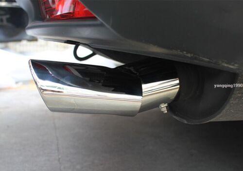 Rear Exhaust Muffler Tip End Pipe Stainless 1pcs For Honda Pilot 2015 2016 2017