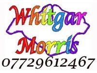 Whitgar Morris Recruiting Dancers, on the i.o.w.