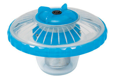 Intex Above Ground 3 Color LED Floating Swimming Pool Light - Blue 28690E
