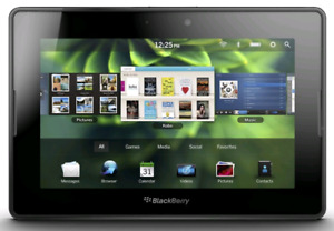 Blackberry Playbook 32 gb with charger