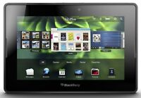 Playbook 32Gb, rapid wall charger, convertible case
