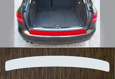 Lackschutzfolie Ladekantenschutz transparent Audi A4 B8 Avant ab 08