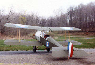 RC Model Vehicle Parts & Accs WWI 1/4 Scale Fokker EIII 100 inch WS Giant Scale RC Printed  Plans