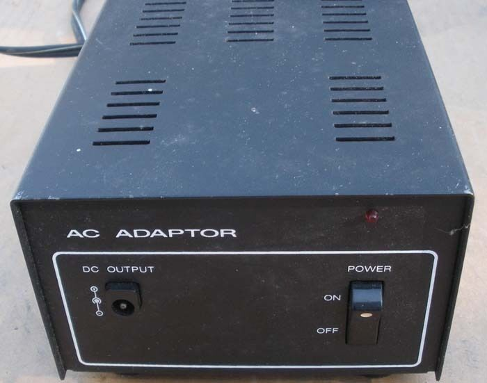 JVC CV AC 212 adapter CV-0001 Power Supply