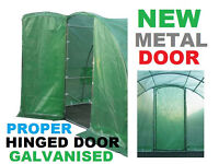 POLYTUNNEL 20FT X 10FT METAL HINGED DOOR (ONLY 5 LEFT)
