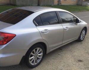 2012 - Honda Civic - EX - No Accidents.
