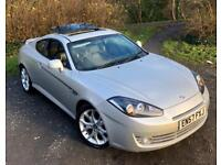 Hyundai Coupe 2.0 16V SE**SIII EDITION**Only 67K,FSH,Cambelt Done,Stunning!**