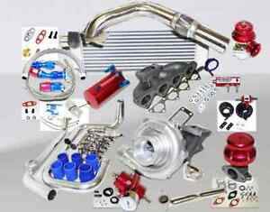 Turbo Kit 97-01 Civic B Type R  1.6L DOHC VTEC