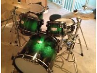 Mapex Saturn Series Drum Set