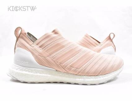 f0b74ef14 ronnie fieg x adidas nemeziz tango 17 ultra boost kith flamingos