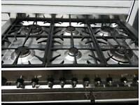 Smeg A2-5 range Stainless Steel Cooker