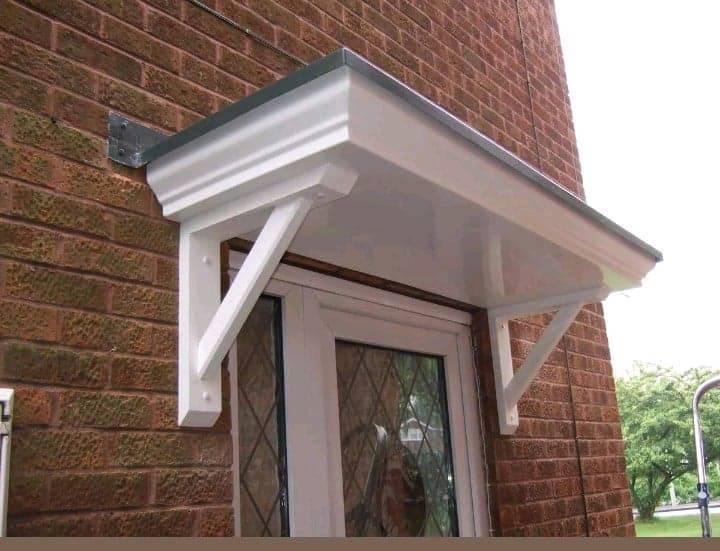 Fibre Glass Door Canopy In Sanquhar Dumfries And Galloway Gumtree