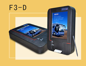 USED FCAR F3D HEAVY DUTY TRUCK SCANNER