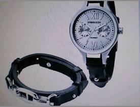 Dyrberg/Kern Unisex Watch & Bracelet