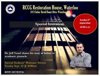 SPECIAL STUDENTS WELCOME SERVICE @ RCCG RESTORATION HOUSE.