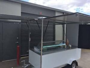 Food Truck Food Trailer Ice Cream Cart Perth Perth City Area Preview
