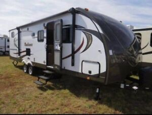 For Rent ~ Bunkhouse Travel Trailer
