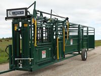 Complete Portable Handling System - Will Trade For Cows