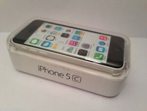 IPHONE 5C  32GB  $189.99/ 16GB $169.99, UNLOCKED IN BOX WITH ALL