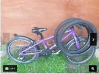Frog 52 Ready to Ride Good Condition with Spare Free Tires and Tubes and Mudguards