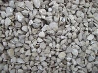 1Ton dove gray chippings