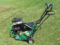 Lawn Core Aeration Fertilizer Over Seeding Weed Control