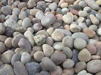 scottish pebble £96 per bulk bag